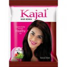 Kajal hair henna (NATURAL Brown)15gms x 10packs