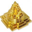 MERU SHREE YANTRA IN BRASS PANCHADHATU METAL FOR POOJA,SHRI YANTRA FREE SHIPPING