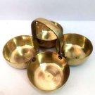 Kankavati medium Brass Handicraft Hindu Religious for Pooja Home Free Shipping