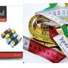 5xSewing Tailor Dieting Cloth Measuring Tape Soft Ruler - 60 inch / 150cm + Ship