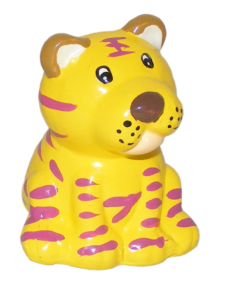 Mini Tiger Money Bank / Money Box