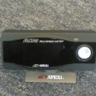 Apexi Rev/ Speed Meter (Black) MYR 1100