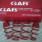GAB Spring (***Price upon request***)