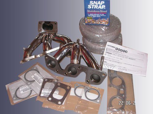 Tomei Exhaust Manifold for GTR MYR 1200