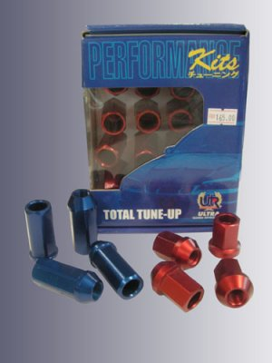 UTR Alloy Racing Wheel Nut MYR 250.00 / set
