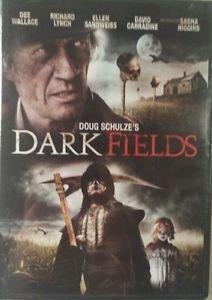 Doug Schulze's Dark Fields DVD 2011 With David Caradine 111 Min Horror Bonuses