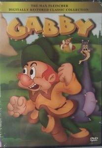 Gabby DVD 2002 Max Fleischer Classic Animation/Anime Children's & Family G