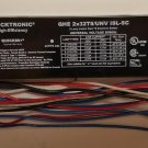 OSRAM SYLVANIA QHE 2X32T8/UNV 2 LAMP BALLAST QUICKTRONIC OUTDOOR INDOOR NEW