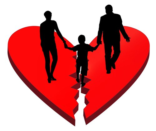 25 Kids And Divorce PLR articles