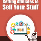 Getting Affiliates To Sell Your Stuff with PLR