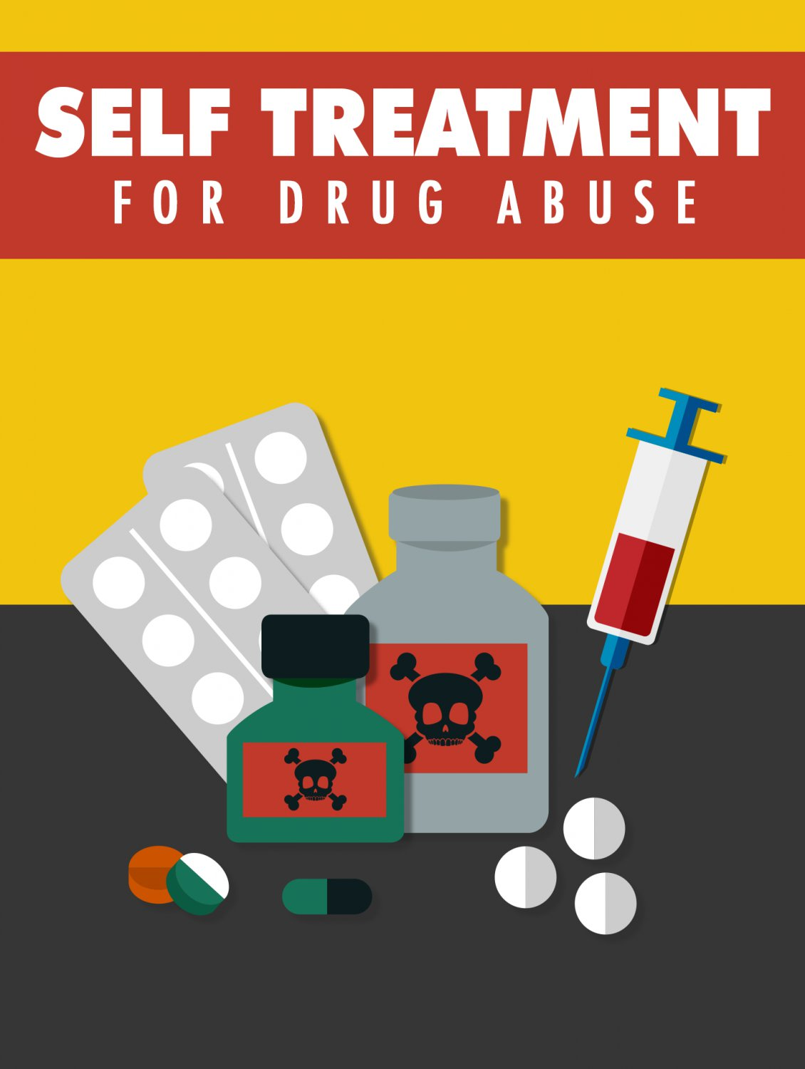 Self Treatment for Drug Abuse with MRR