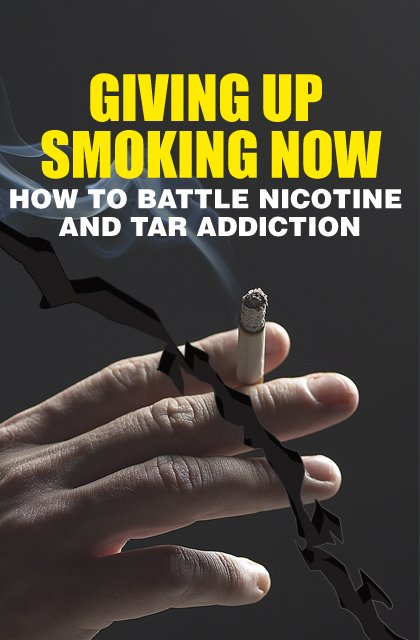 Giving Up Smoking Now with MRR