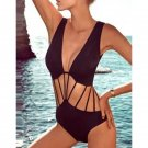 Swimwear Women One Piece Swimsuit Monokini Bathing Suit Bandage Ladies Swimsuit Beach Wear W619515B