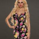 Summer Sexy Bodycon Women Zipper High Quality Fashion Sleeveless Party Sexy Culb Wear Dress W363195C
