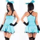 Betty Rubble Cavegirl Womens Fancy Dress Gear Hem Womens Costume Ladies Halloween Cosplay W292710