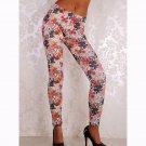 Women Skinny Legging Pant Sexy Long Pencil Slim Trousers WL050A