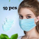 Disposable Mask 3-Layer Non-woven Anti-virus Soft Breathable Flu Hygiene Face Mask