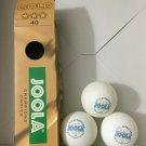 JOOLA GOLD 40 3-Star Table Tennis Balls