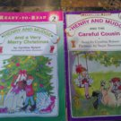 Henry and Mudge (set of 2) Step Reader level 2