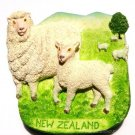 Souvenir Sheep, NEW ZEALAND , High Quality Resin 3D Fridge Magnet