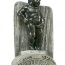 Souvenir Manneken Pis, BRUSSELS, High Quality Resin 3D Fridge Magnet