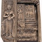 Souvenir Apsaras, CAMBODIA, High Quality Resin 3D Fridge Magnet
