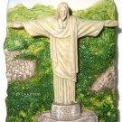 Souvenir Christ Redeemer, BRAZIL , High Quality Resin 3D Fridge Magnet