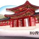 Souvenir Gyeongbokgung Palace, KOREA , High Quality Resin 3D Fridge Magnet