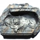 Souvenir The Lion Monument, SWITZERLAND, High Quality Resin 3D Fridge Magnet