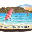 Souvenir Table Mountain, Cape Town,  SOUTH AFRICA , High Quality Resin 3D Fridge Magnet