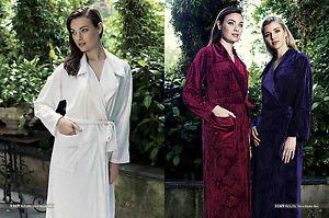 ARTIS, Women�s Long  Velvet  Robe
