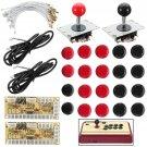 Joystick Push Button Zero Delay Arcade Game DIY Kit For MAME