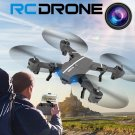 2.4G 4CH Altitude Hold HD Camera WIFI FPV RC Quadcopter Pocket Drone Selfie Fold