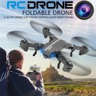 8807W 720P Wide Angle Camera Wifi FPV Foldable Drone 6-Axis Gyro Altitude Hold H
