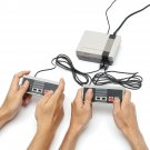 8 Bit Mini Vintage TV Game Console Classic 500 Built-in Games 2 Controllers