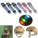 Hunting Tactical FMA Helmet Safety Light LED Flashing for Airsoft Bike Sports Dr