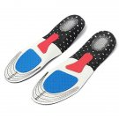 1 Pair Free Size Unisex Gel Orthotic Sport Shoe Pad Arch Support  Insoles Insert