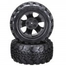 FS Racing 1/10 RC Car Monster Truck 2pcs Tire 518603B