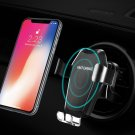 10W Qi Wireless Car Fast Charger Gravity Air Vent Holder for iPhone X Samsung S8