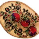 Olivewood Plaque