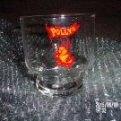 VINTAGE POLLY-O POLLY O GLASS
