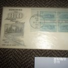VINTAGE HONORING THE B&O AMERICA'S PIONEER RAILROAD 1827-1952 FIRST DAY COVER