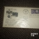 VINTAGE NASA COMMEMORATING SATELLITE ECHO FIRST DAY COVER