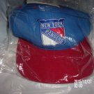 BRAND NEW NY NEW YORK RANGERS RED AND BLUE CAP HAT WITH ORIGINAL TAG