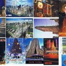LOT OF 15 BRAND NEW NEW YORK CITY POSTCARDS