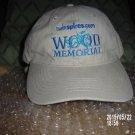 BRAND NEW WOOD MEMORIAL TWINSPIRES.COM CAP HAT