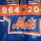 BRAND NEW 2008 NEW YORK METS FINAL SEASON AT SHEA STADIUM FLEECE BLANKET