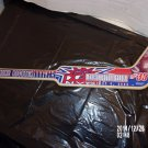 NEW YORK RANGERS MIKE RICHTER NIGHT MINIATURE WOODEN HOCKEY STICK