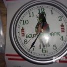 2003 BELMONT PARK WALL CLOCK