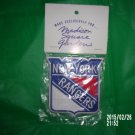 BRAND NEW NY NEW YORK RANGERS PATCH IN ORIGINAL PACKAGING